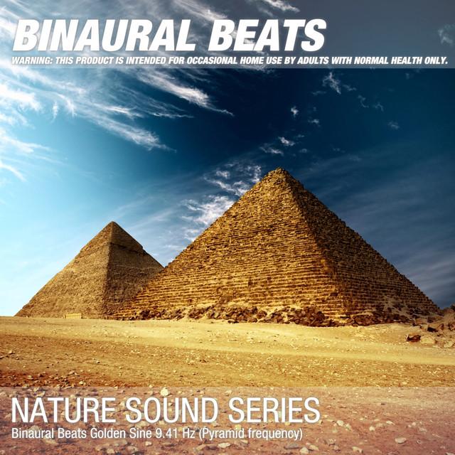 Binaural Beats Golden Sine 9 41 Hz (Pyramid frequency) 01, a