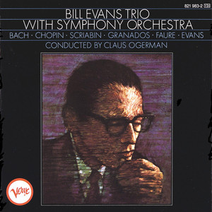 Bill Evans With Symphony Orchestra album