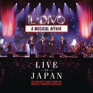 A Musical Affair: Live in Japan Albumcover