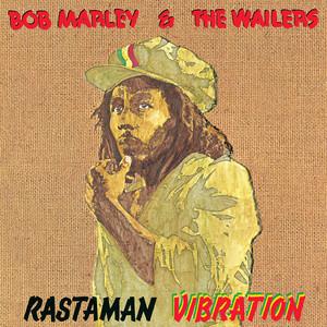 Bob Marley & The Wailers Rat Race cover