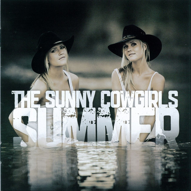 The Sunny Cowgirls Summer album cover