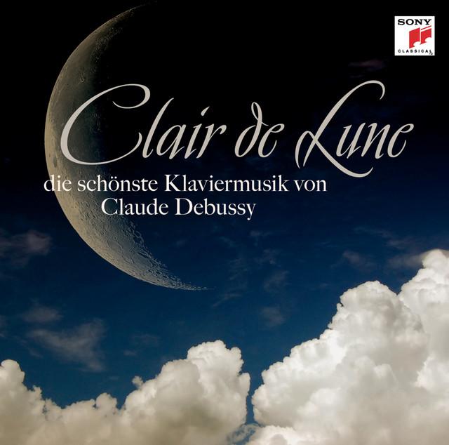 Clair de Lune - Die schönste Klaviermusik von Debussy Albumcover
