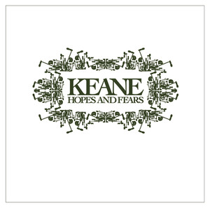 Keane Everybody's Changing cover