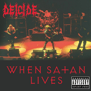 Deicide Slave to the Cross cover