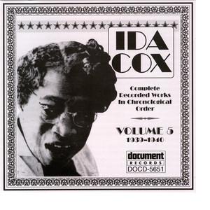 Ida Cox Vol. 5 (1939-1940) album
