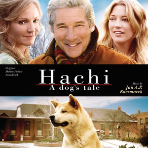 Hachi: A Dog's Tale (Original Motion Picture Soundtrack) Albumcover