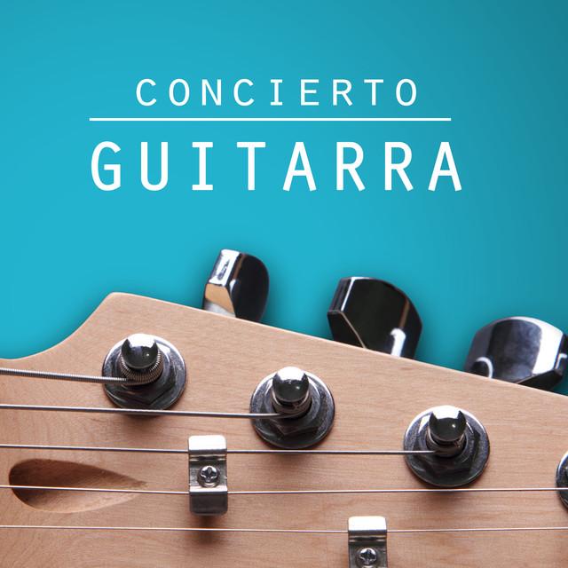 Concierto Guitarra Albumcover