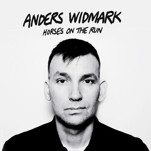 Skivomslag för Anders Widmark: Horses On The Run