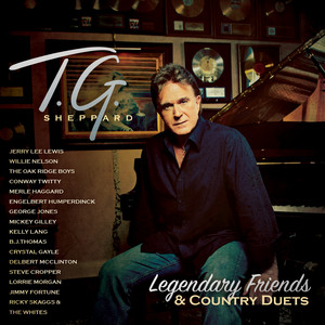 Legendary Friends & Country Duets album