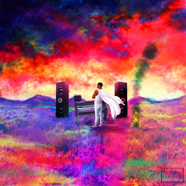 Album cover for Idol Blue by Johnny Rain