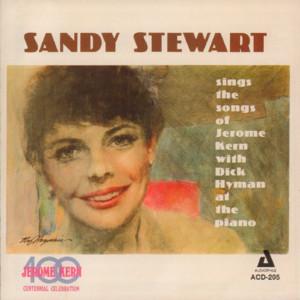 Sandy Stewart Sings the Songs of Jerome Kern album