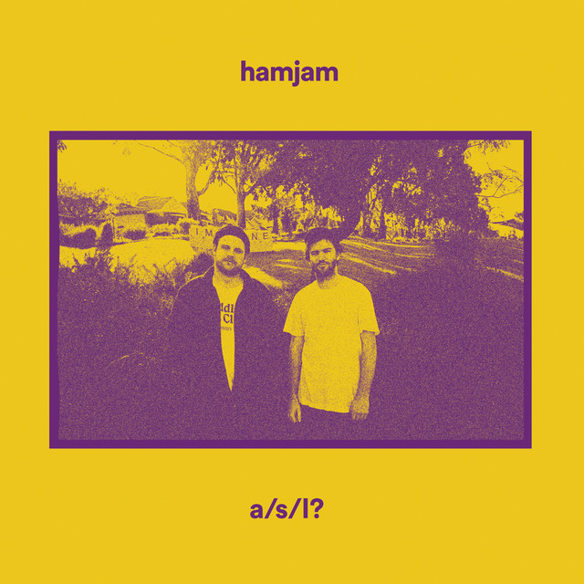 Album cover for a/s/l? by Hamjam