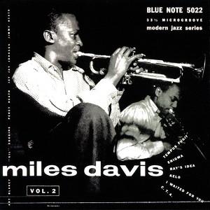 Miles Davis - Volume 2 (The Rudy Van Gelder Edition) Albumcover