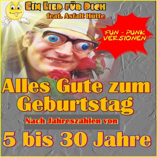Alles Gute Zum 26 Geburtstag A Song By Ein Lied Fur Dich Asfalt