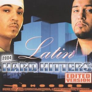 Latin Hard Hitters (Edited) Albumcover