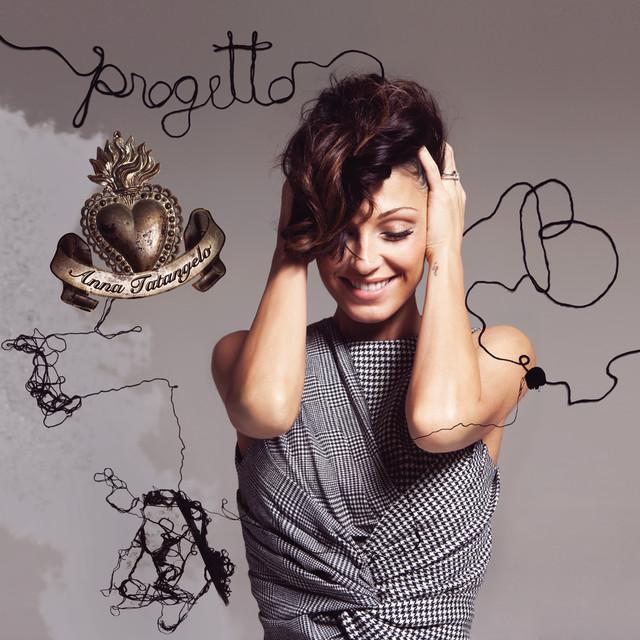 Anna Tatangelo Progetto B album cover