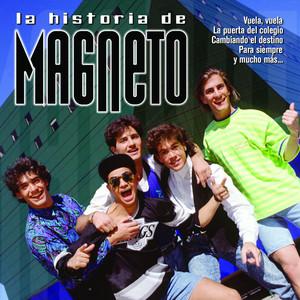 La Historia De Magneto Albumcover
