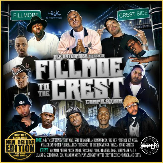 Moe to the Crest (feat  Coolio da Unda Dogg, Telly Mac