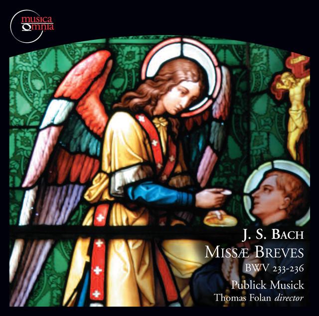 Bach: Missae Breves, BWV 233-236 Albumcover