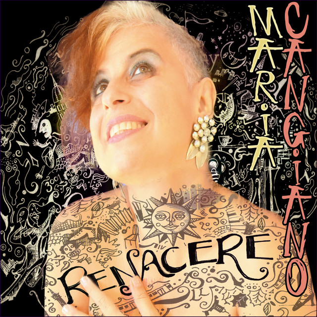 Album cover for Renaceré (Piazzolla X Cangiano) by Maria Cangiano