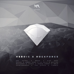 Heroic X Rockforce Albumcover
