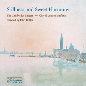 Stillness And Sweet Harmony Albumcover