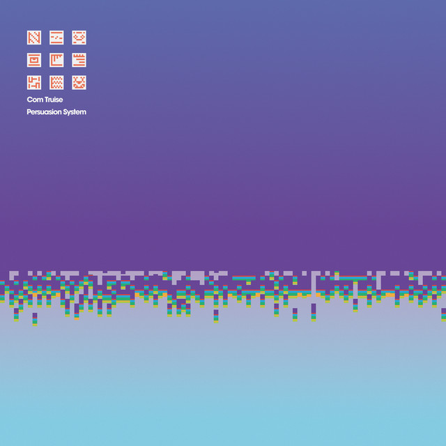 Album cover for Persuasion System by Com Truise