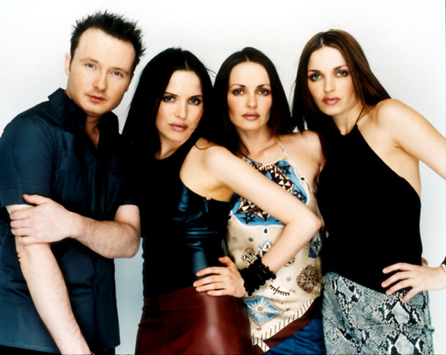 The Corrs, Alejandro Sanz The Hardest Day cover