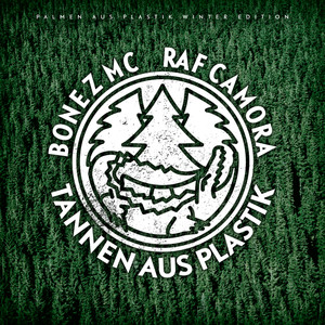 Bonez MC, RAF Camora Palmen aus Gold cover