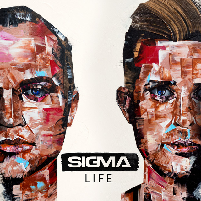 Album cover for Life (Deluxe) by Sigma