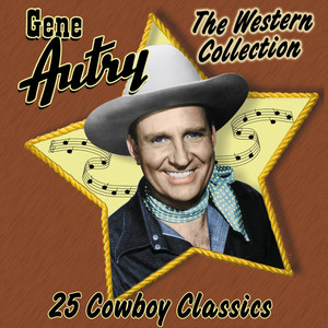 Gene Autry, Cass County Boys, The Pinafores, Carl Cotner's Orchestra Ghost Riders In The Sky cover