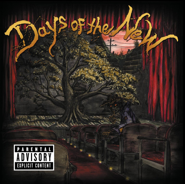 Days Of The New (Red Album)