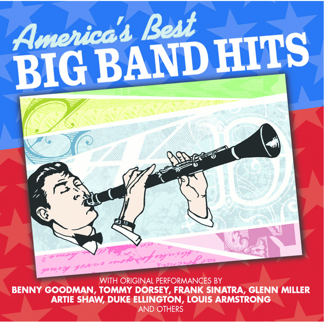 Various Artists America's Best Big Band Hits album cover