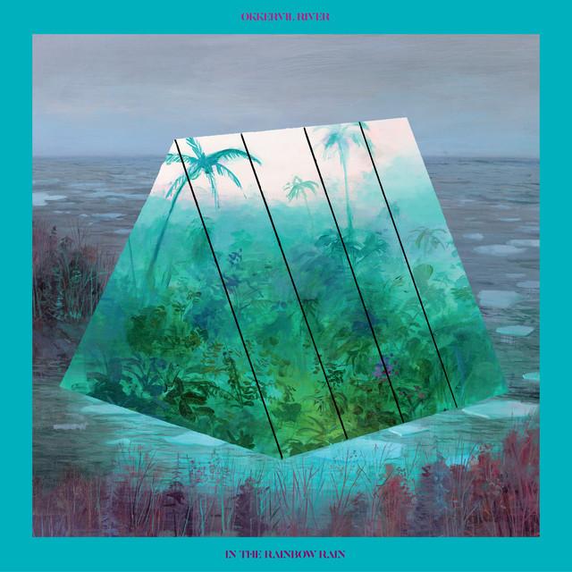 Skivomslag för Okkervil River: In The Rainbow Rain