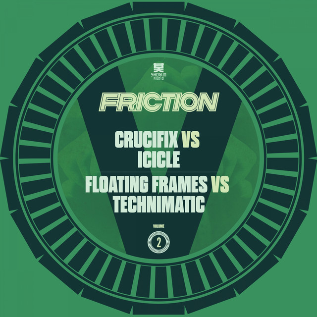 Friction vs. Vol. 2: Crucifix / Floating Frames