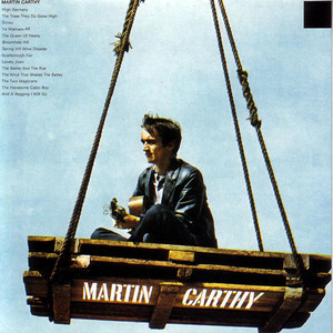 Martin Carthy Scarborough Fair cover