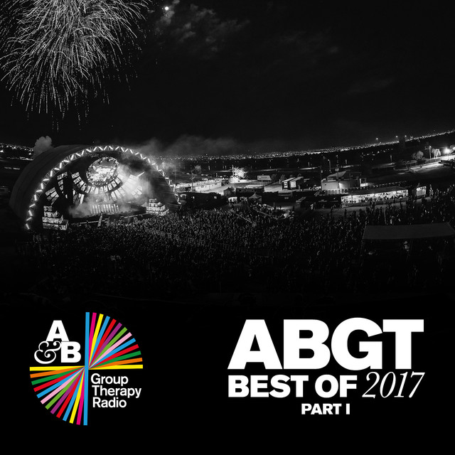 Album cover for Group Therapy Best of 2017 pt. 1 by Above & Beyond
