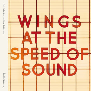 At The Speed Of Sound (Remastered) Albumcover