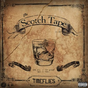 The Scotch Tape Albumcover