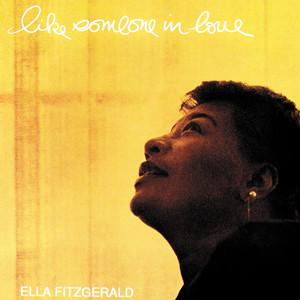 Like Someone In Love Albumcover