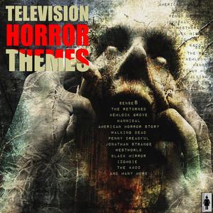 Tv Horror Themes - Tv Inspired Songs Albumcover