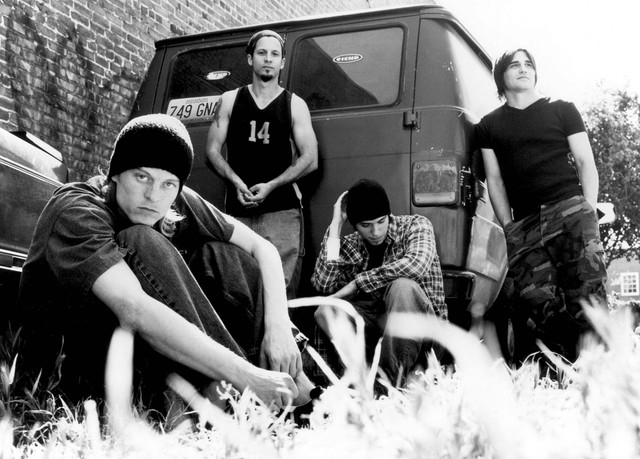 Puddle of Mudd photo
