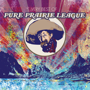 Pure Prairie League, Craig Fuller, Vince Gill, John David Call, Mike Reilly Boulder Skies cover