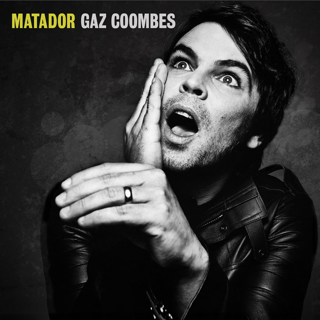 Album cover for Matador by Gaz Coombes