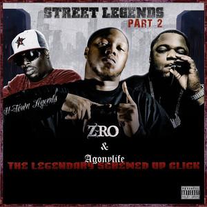 Street Legends Part 2 Albümü