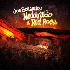 Muddy Wolf At Red Rocks (Live) Albumcover