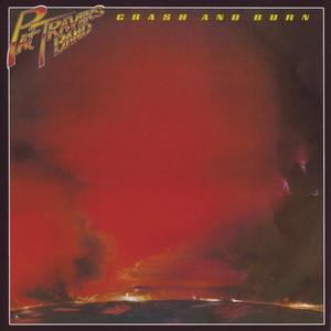 Pat Travers Band Crash and Burn cover