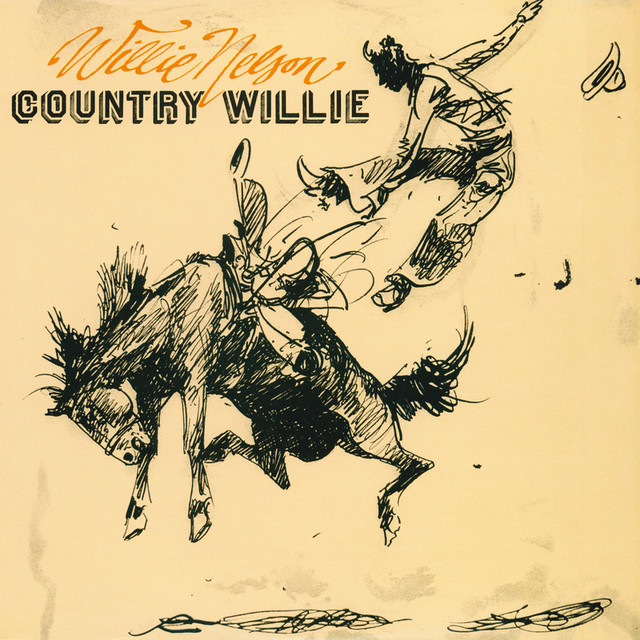 Country Willie Albumcover