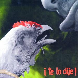 Te Lo Dije Albumcover