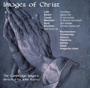 Images Of Christ Albumcover